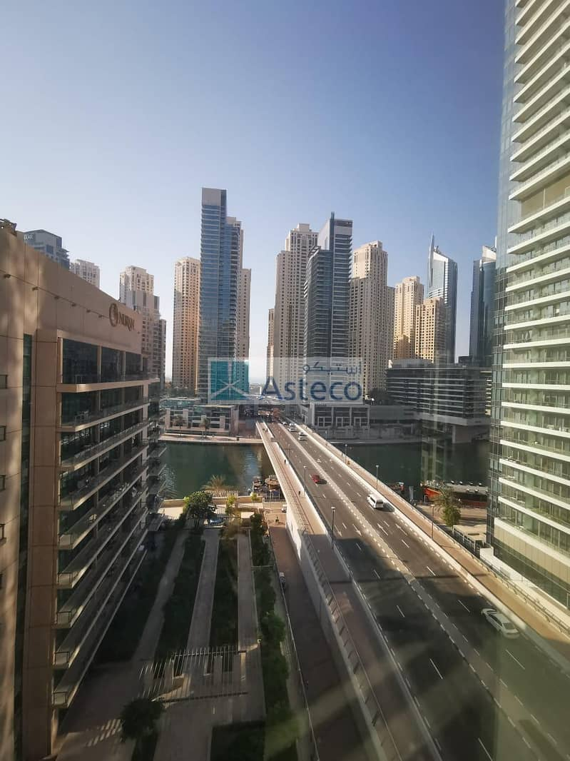 2 Al Majara 2 Bedroom with Marina and JBR Views