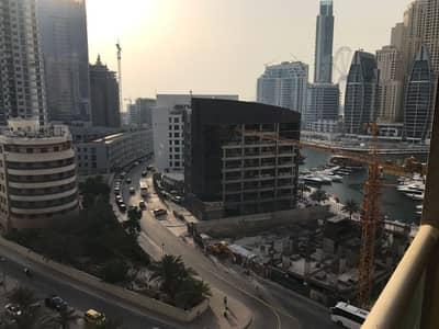فلیٹ 1 غرفة نوم للايجار في دبي مارينا، دبي - شقة في برج مانشستر دبي مارينا 1 غرف 35000 درهم - 4823663