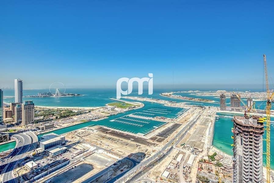 Full Sea View | High Floor | Prime Area