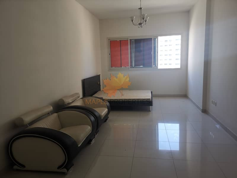 2 Semi Furnished Studio For Rent In Elite residences 01