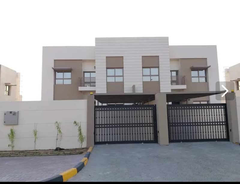 Brand New 5-bedroom Villa in Sharjah Garden City