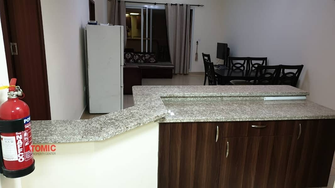 20 HOT DEAL LARGE FULL FURNISHED 1 BEDROOM WITH NICE VIEW FOR SALE IN STADIUM POINT =01