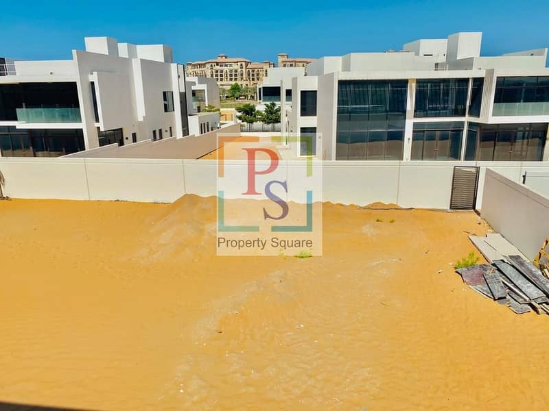 22 Exclusive Unit !Largest 4 br Townhouse in Saadiyat