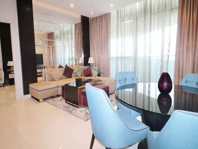 1 Bedroom Apartment for Rent in Downtown Dubai, Dubai - Move in Today | 4 checks | Fullly Furnished