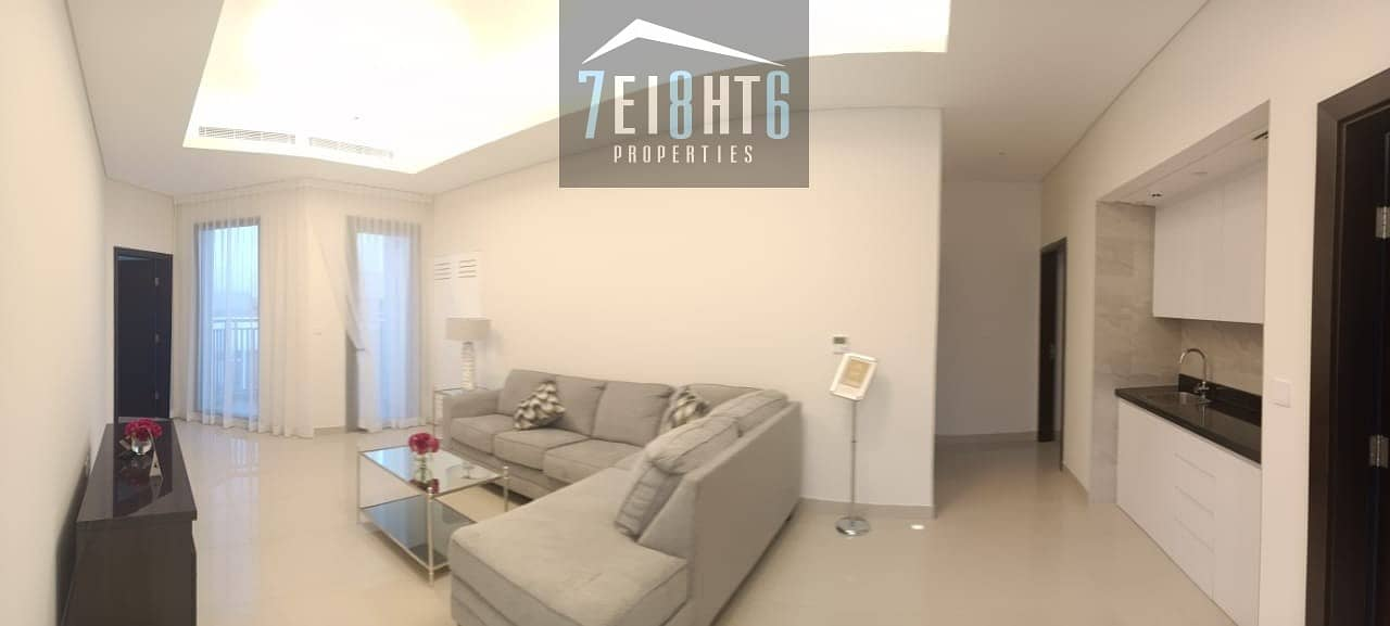 2 Exceptional quality: 5 b/r indep BRAND NEW villa + maids room + large landscaped garden for rent in Umm Suqeim 1