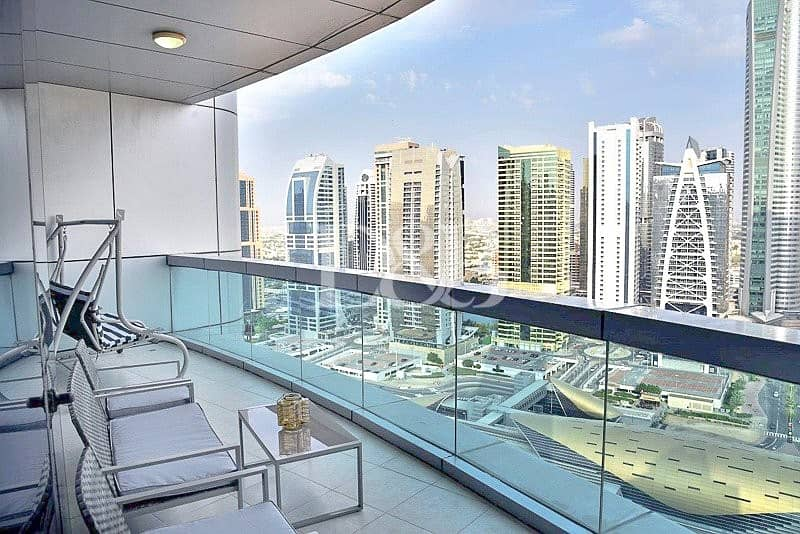 Skyline Views   Fully Furnished   Maids Room