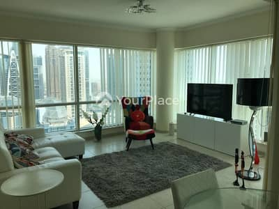 Rare 2 BR with Study - Full Marina View - VOT