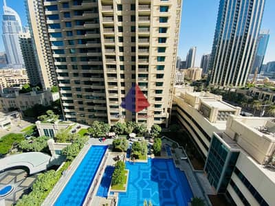 1 Bedroom Flat for Rent in Business Bay, Dubai - Luxurious 1 bed in Downtown
