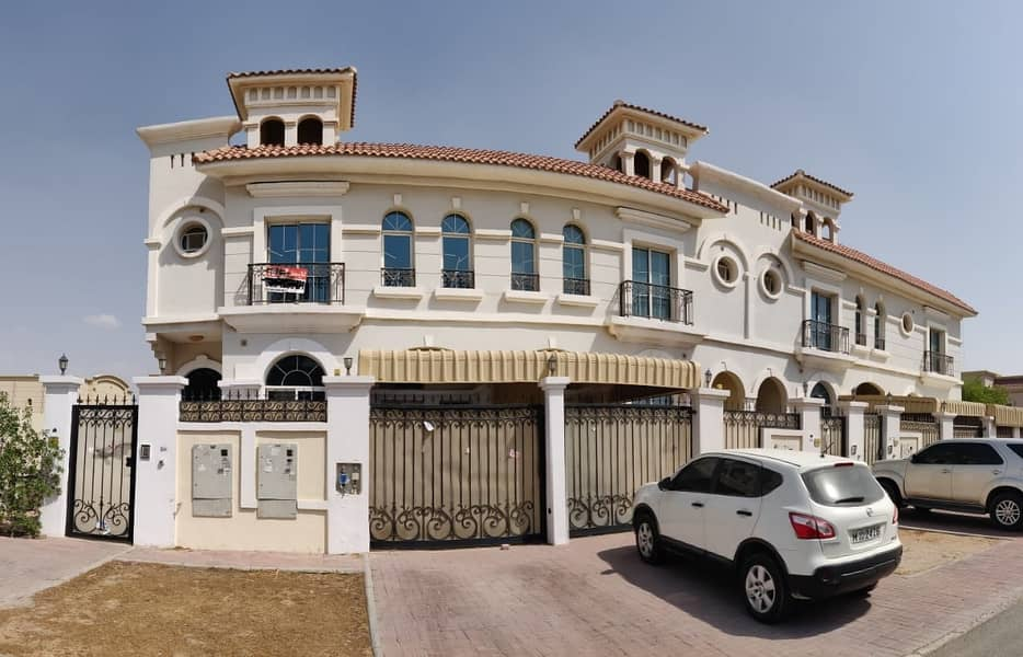 OUTSTANDING VILLA  |3 B/R VILLA | MAID ROOM | SWIMMING POOL | PRIVATE ENTRANCE