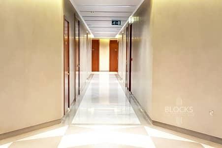 Studio for Rent in DIFC, Dubai - Largest Studio Semi furnished Central Park DIFC