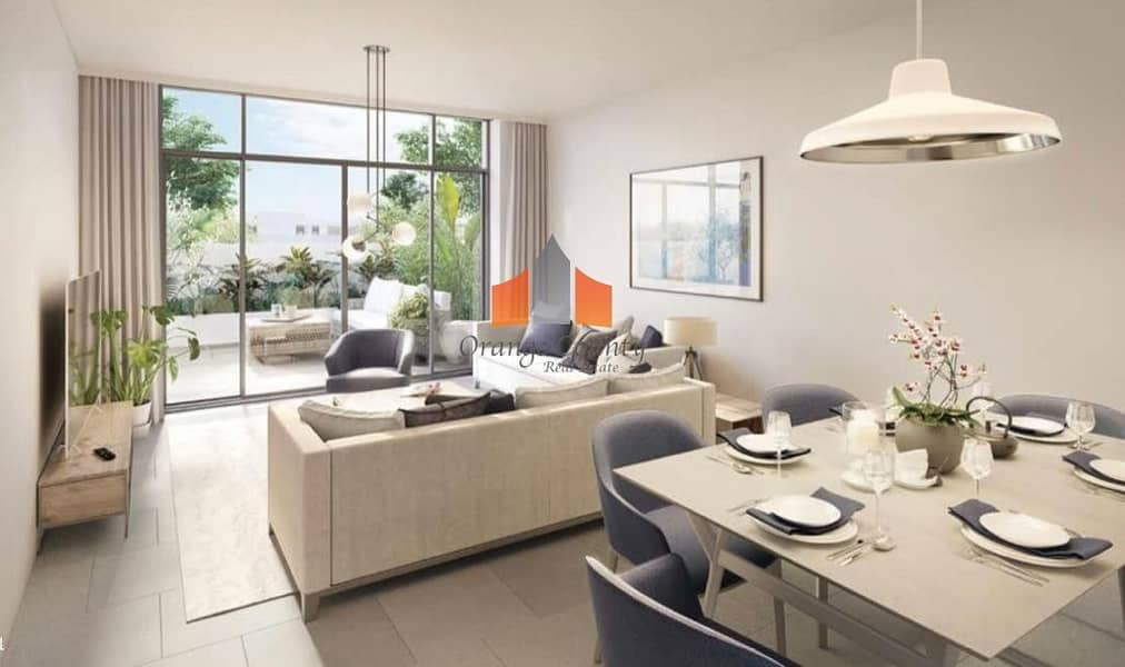 2 Br garden home| Lowest price| Best deal| Only ready community in sharjah.