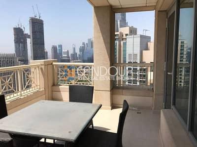 Spacious 1 Bedroom |Huge Balcony| 29  Boulevard Tower 1