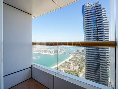 4 Bedroom Flat for Rent in Dubai Marina, Dubai - High Floor | 4 BR + Maid's | Superb Sea Views