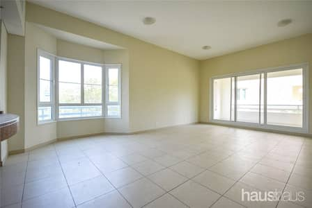 شقة 2 غرفة نوم للايجار في جرين كوميونيتي، دبي - Rare Unit | Pool View | View Now | 2 Parking