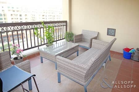 1 Bedroom Flat for Rent in Palm Jumeirah, Dubai - 1 Bedroom Apartment | High Floor | Vacant