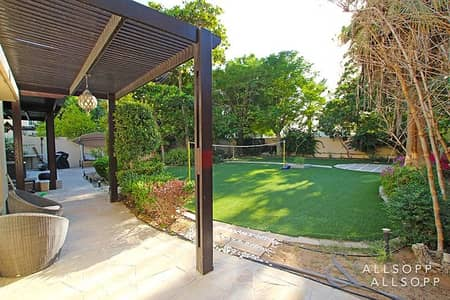 4 Bedroom Villa for Sale in The Meadows, Dubai - Large Plot | Rare Type 6 | Cul-de-sac