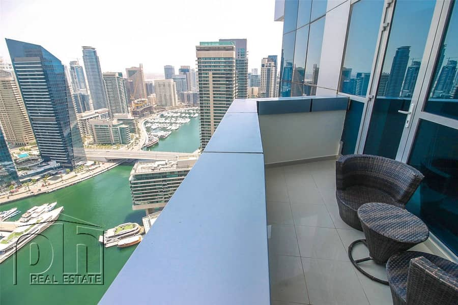 Marina View | Fully Upgraded | Furnished