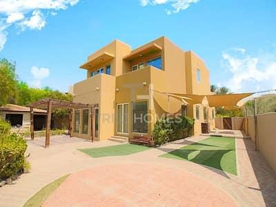 فیلا 3 غرف نوم للايجار في المرابع العربية، دبي - Amazing Deal | Type 8A | 3 Bed+Maid | Landscaped