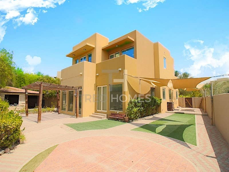 Amazing Deal | Type 8A | 3 Bed+Maid | Landscaped
