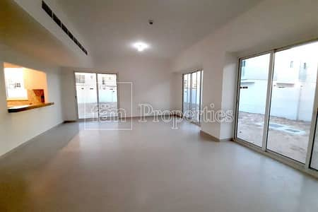 3 Bedroom Townhouse for Rent in Mudon, Dubai - Brand New 3 Bedrooms Semidetached Town House 125k.