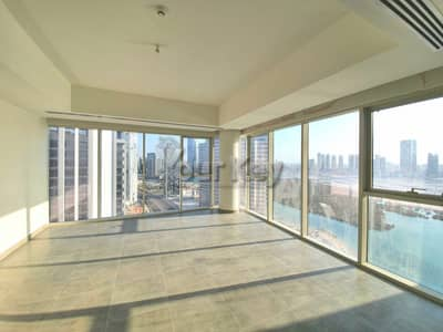 2 Bedroom Flat for Rent in Al Reem Island, Abu Dhabi - Sun drenched Mangrove water Views Brand new