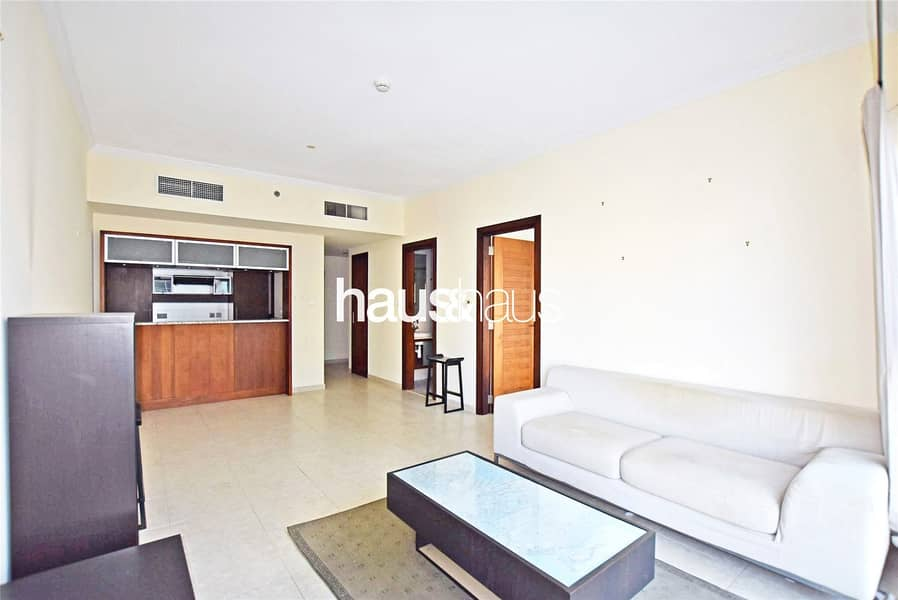 Unfurnished | A/C Free | 2 Cheques