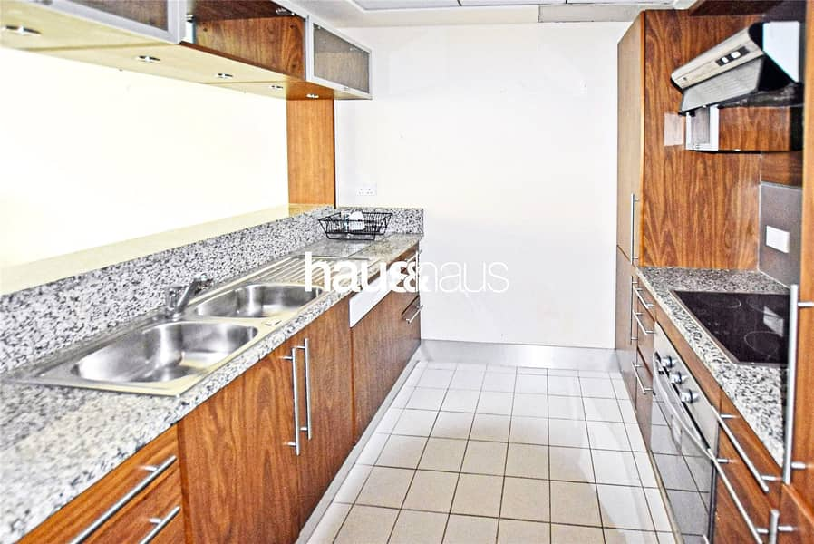 2 Unfurnished | A/C Free | 2 Cheques