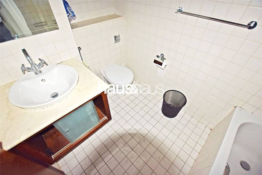 10 Unfurnished | A/C Free | 2 Cheques
