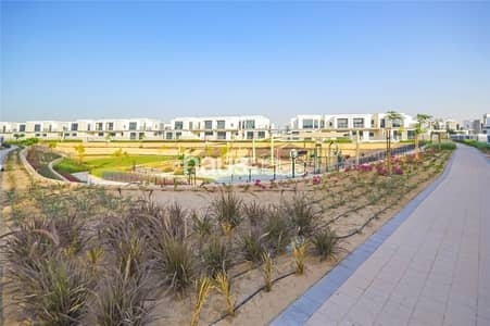 4 Bedroom Villa for Rent in Dubai Hills Estate, Dubai - 2E l PARK BACKING  | GENUINE LISTING KEYS IN HAND
