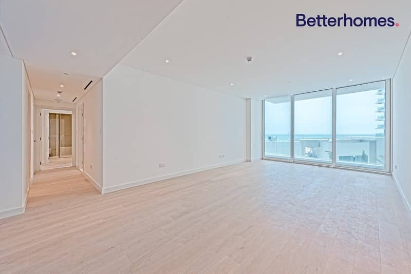 2 Partial Sea View | Brand New | Plus Maids Room