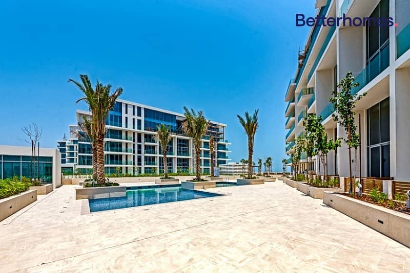15 Partial Sea View | Brand New | Plus Maids Room