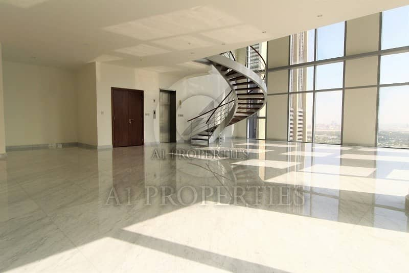 Amazing 4BR Penthouse with Panoramic View