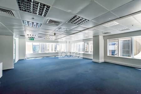 Floor for Rent in Sheikh Zayed Road, Dubai - Full Floor Office | Spacious | Partitioned