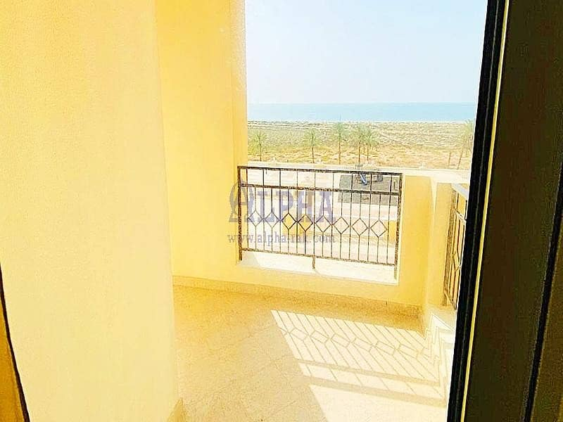 2 Furnished 2 Bedroom   Mesmerizing Sea View!