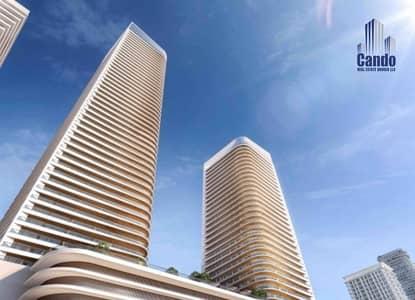 فلیٹ 2 غرفة نوم للبيع في دبي هاربور، دبي - Elie Saab Design Emaar Tower I Amazing Sea View
