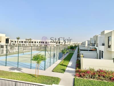 3 Bedroom Townhouse for Sale in Town Square, Dubai - Type 1 Single Row 3 Bedroom plus Maids in Noor