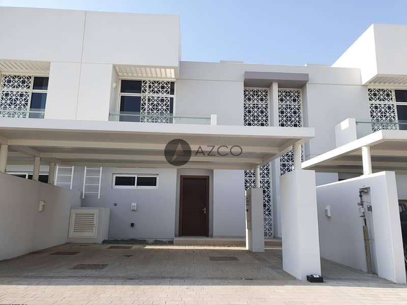 Vacant 3BR | Brand New | Ready to Move