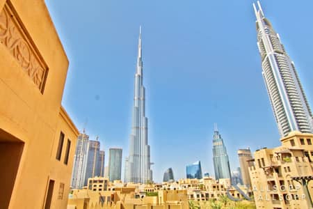 2 Bedroom Flat for Sale in Old Town, Dubai - Exclusive | Vacant | Two Bedroom | Study