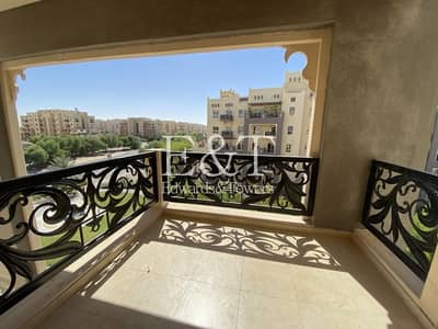 2 Bedroom Apartment for Rent in Remraam, Dubai - Balcony | Covered Parking | 4 Chqs | Move in Now |