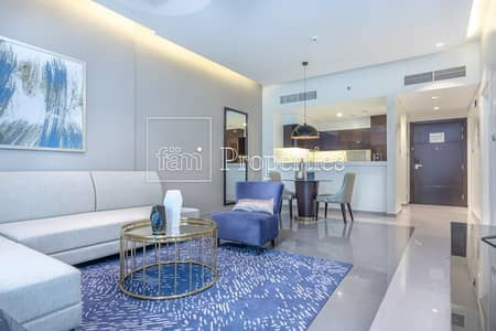 1 Bedroom Flat for Rent in Business Bay, Dubai - Largest One Bed|Fully furnished|Ready To Move In