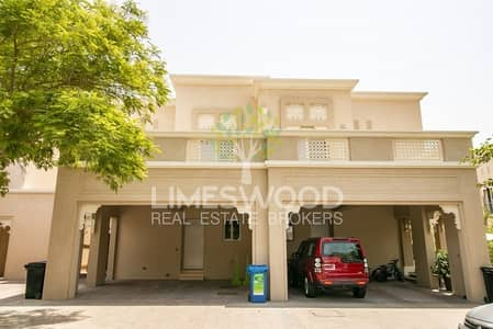 فیلا 3 غرف نوم للايجار في واحة دبي للسيليكون، دبي - 3 BR Family Villa | Two Months FREE + Maintenance