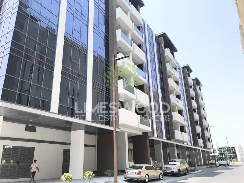 13 Brand new br for rent in Wasl Port views bldg 5
