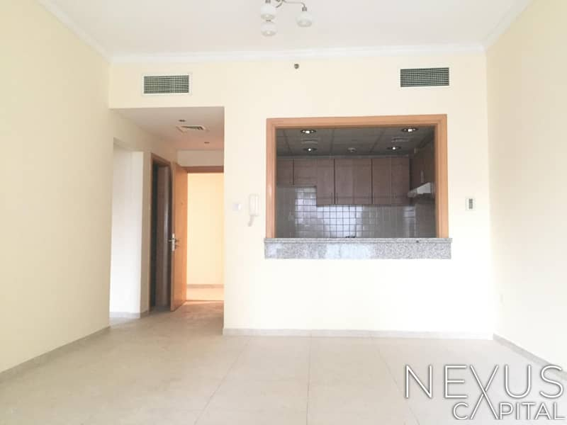 Bright One Bedroom apartment for rent Near GEMS Wellington School