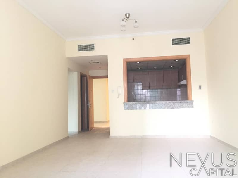 12 Bright One Bedroom apartment for rent Near GEMS Wellington School