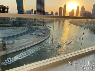 2 Bedroom Apartment for Rent in Business Bay, Dubai - Elegantly Furnished | Spacious 2 BHK | Canal View | Panoramic View