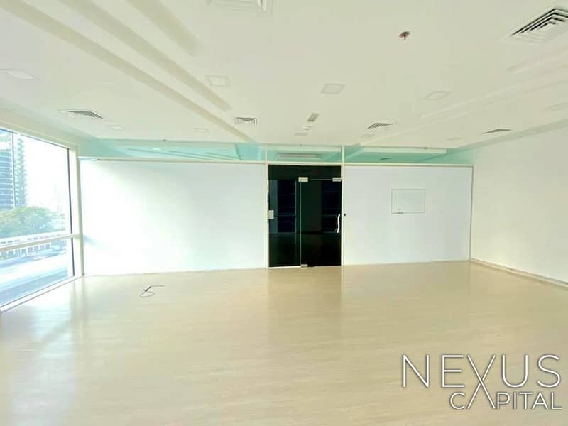 2 Fully Fitted Office | with Glass Partitioned | A Big Conference Room