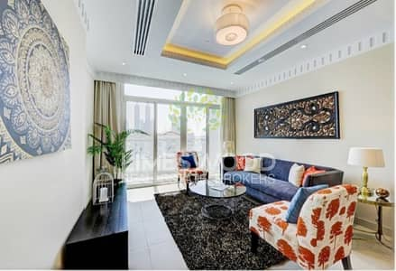 فلیٹ 3 غرف نوم للايجار في الوصل، دبي - Elegant and Stunning 3 BR Plus Maids | in Dar Wasl