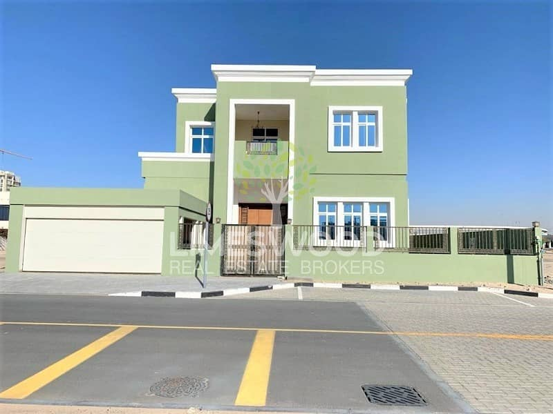Custom Made | Independent Villa | Large Plot | Great Price
