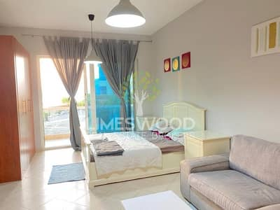 Studio for Sale in Dubai Production City (IMPZ), Dubai - Fully Furnished Studio For Sale | The Crescent A |