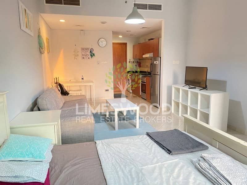 2 Fully Furnished Studio For Sale | The Crescent A |